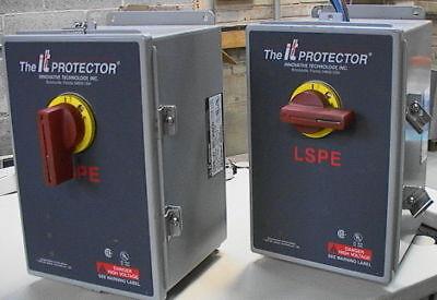Lspe-3y Transient Voltage Surge Suppressor 3-py 208v30a