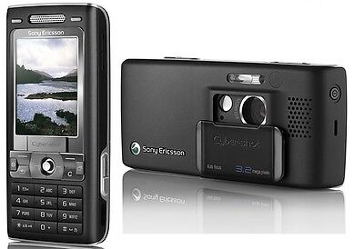Unlocked Gsm Triband Bluetooth Phone - Sony Ericsson K790a Unlocked USA Triband,3.15 MP Camera,Bluetooth,GSM Cell Phone