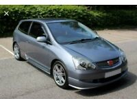 Looking for honda civic type r