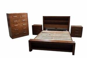Brand New American Ashwood Timber Bed in Queen and King $780 Melbourne CBD Melbourne City Preview