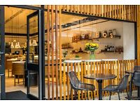 Waiters, Waitresses & Baristas Required for a Busy, Central London Restaurant!
