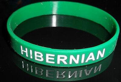 HIBERNIAN FC SUNSHINE ON LEITH WRISTBAND