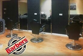 Barber / Gents Hairdresser wanted, immediate start !