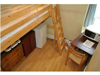 WEST KENSINGTON-CHARMING MEZZANINE SINGLE STUDIO