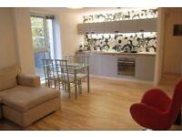 Flat - 1 bedroom - fully furnished.