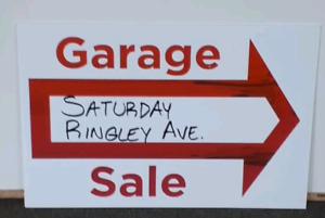 Street Sale - Saturday June 9th - Ringley Ave.