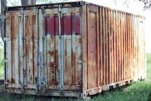 Used shipping container Wolvi Gympie Area Preview