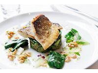 Commis Chef for Gallery Mess Restaurant, Chelsea