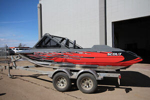 15' SCOUT River Boat