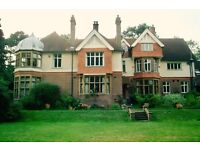 Large Double Room in Converted Mansion House