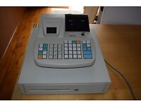 OLYMPIA CM812 CASH REGISTER