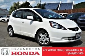 2012 Honda Fit LX New Arrival
