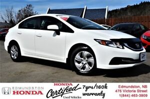 2015 Honda Civic Sedan LX New Tires! Backup Camera! Heated Seats