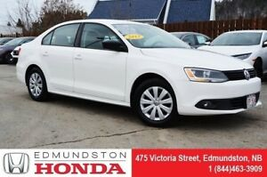 2013 Volkswagen Jetta Sedan Trendline 1-owner! 5-speed! Heated s
