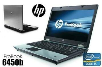 Laptop AKTIE KNALLER HP PROBOOK 6450B I5 Processor