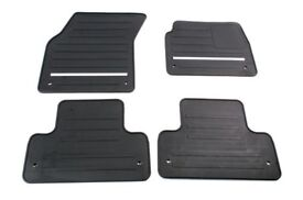 Range Rover Evoque Rubber Floor Mat Set - RHD - LR045096 - Genuine