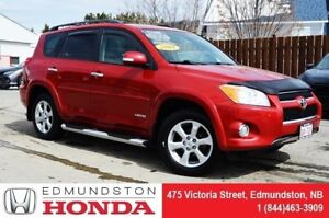 2009 Toyota RAV4 Limited Mint condition!No Accident! Sunroof! Pu