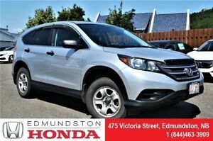2014 Honda CR-V LX New Arrival