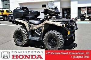2015 Can-Am Outlander 500 XT New Arrival