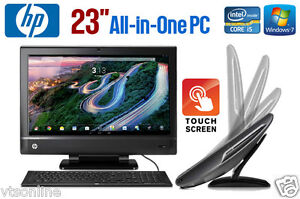 HP Touchsmart 610 AIO ALL-in-One 23
