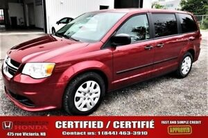2016 Dodge Grand Caravan Canada Value Package Only 11k! Ipod jac