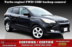 2014 Ford Escape SE 2WD Turbo engine! Heated Front Seat  USB!