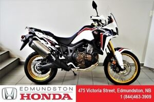 2017 Honda Africa Twin CRF1000 Powerful Performance! Perfected d