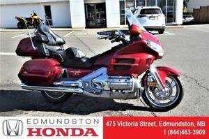 2003 Honda Motorcycle Goldwing GL1800