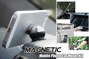 Magnetic Mobile Phone Car Mount Kit Tablet Mobile Phone Holder
