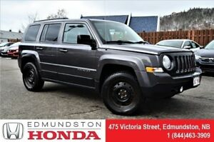 2015 Jeep Patriot North Edition 4x4 1-owner! No accident! usb!