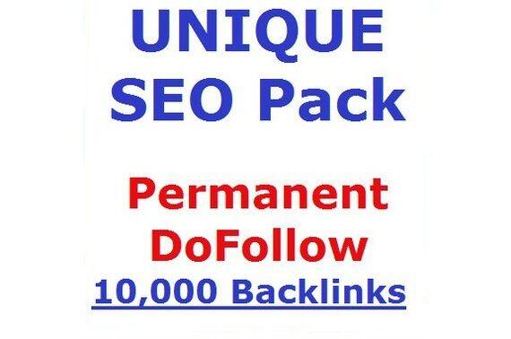 10.000+ PERMANENT, DoFollow ,Verified Backlinks TOP AUTHORITY ,High PR ! SEO !