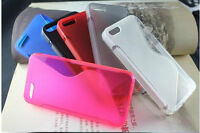 Soft TPU S-line Case Cover for iphone 5/5S