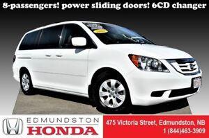2008 Honda Odyssey EX 8-Passenger! 6CD changer! power sliding do