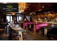 Kitchen Porter - The Golf Tavern