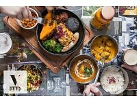 chef wanted for craft beer and curry joint in Leith