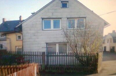 Einfamilienhaus / Wochenendhaus in nordbayerischem Naturschutzgebiet