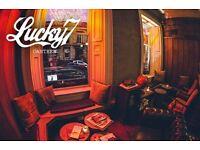 Restaurant Manager - Lucky 7 Canteen