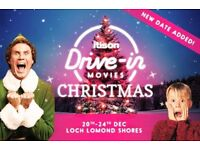 Itison Drive In Movie _ Elf Friday 22nd December @ 12 noon