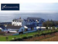 Busy Island Hotel looking for experienced KP