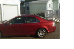 2007 Ford Fusion NEW INSPECTION!! REDUCED