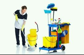 Cleaner & home help worker available