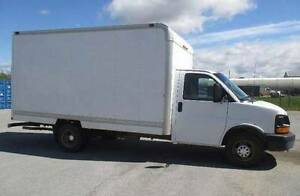 2005 Chevrolet Express Minivan, Van