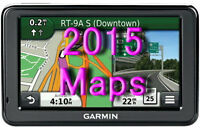 GARMIN TOMTOM GPS LATEST MAPS,BATTERY REPLACE,ACCESSORIES