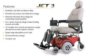 Jet 3 Ultra Electric Wheelchair