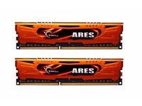 16GB GSkill ARES F3-1600C9Q-16GAO 2x 8 GB DDR3-RAM