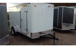 2016 Pace 6x12 Outback Cargo Trailer - Barn Doors London Ontario image 6