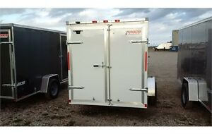 2016 Pace 6x12 Outback Cargo Trailer - Barn Doors London Ontario image 4