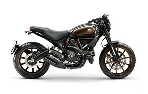Ducati Scrambler Limited Edition - Italia Independent