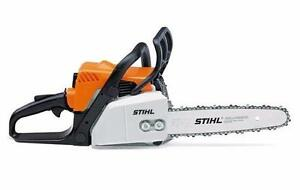 "New Stihl MS170 30cc Chainsaw with 16"" bar"