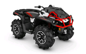 New mint condition 2017 Can Am 550 XMR